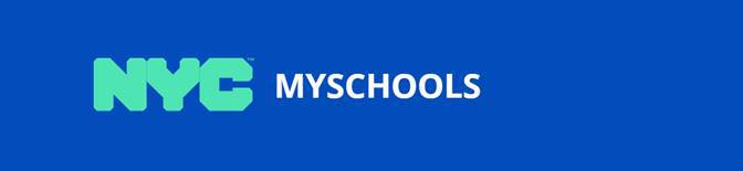 NYC Department of Education: MySchools